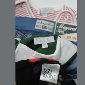 Mayoral Shirts & Tops - MAGNOLIA BABY IZZY & OWEIE MAYORAL NB-18M Bundle